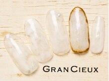 グランシュクアトロ 千葉店(GranCieux × QUATRO)/シンプルもやもやアート