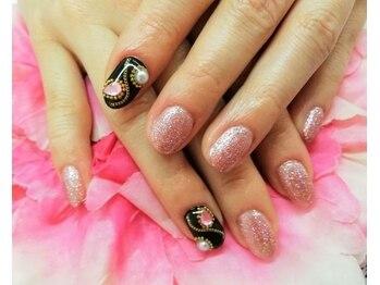 ネイルサロンカリプソ(Nail Salon Calypso 2)/チェーンネイル☆