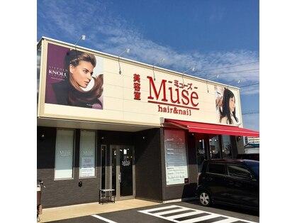 ネイルサロン ミューズ 鶴瀬店(Muse)の写真