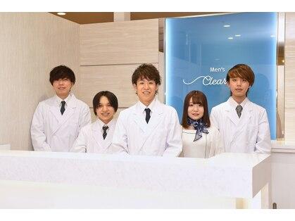 メンズクリア 横浜マルイ店の写真