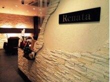 レナータ新宿(Renata)の雰囲気(大人の女性が通えるサロンがコンセプト)