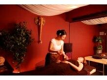 バリ曼荼羅(BALI MANDARA)の雰囲気(丁寧にカウンセリングし、体調や気分に合う施術を行います。)