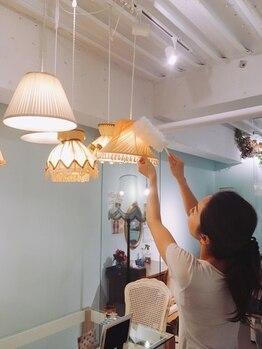 リジュベネーション専門サロン 桜梅桃李 神戸三宮店/お部屋のすみずみまで
