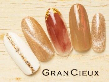 グランシュクアトロ 千葉店(GranCieux × QUATRO)/大人ゴールドブラウンマグネット