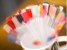カラーチャートからお好きな色を選んでイメージして下さい♪