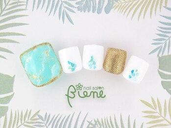 ネイルサロン ビーネ(nail salon Biene)/オフ無料★7月リピート9980-16