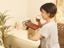 おんよくや(onyoku-ya)の雰囲気(温浴前のゲルマ水で発汗UP!ウォーターサーバーもご自由に♪)