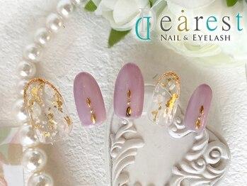 ネイルアンドアイラッシュ ディアレスト(nail&eyelash Dearest)/新規限定 ジェルアートコース