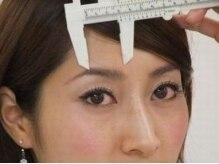 プライムローズ 銀座店(PRIME ROSE)/美しい眉ラインを手に入れる!
