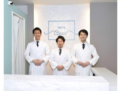 メンズ脱毛・ヒゲ脱毛 メンズクリア 渋谷明治通り店