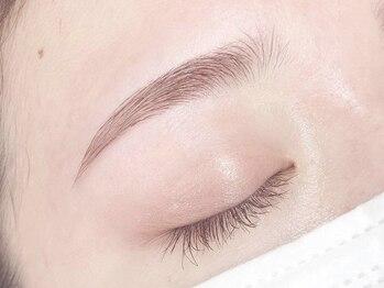 ドリュー アイビューティー バイ エムサロン(Drew eyebeauty by emusalon)の写真/【大人気!美眉スタイリング¥3850】目元をワンランクアップ☆目元トータルコーディネート♪