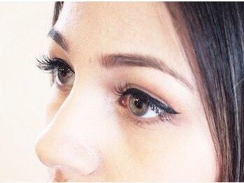 ヘップ(nail eyelashdesign Hep)の写真/【新技術3D/5DEx ボリュームラッシュスタート!!】つけ放題でも丁寧で素早い施術をご提供♪理想の印象に☆