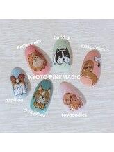 ピンクマジック(PINKMAGIC)/わんちゃんの仲間たち