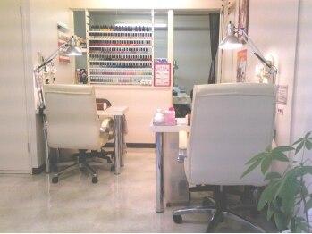 ネイルサロン エスカラーズ(Nail Salon Scolors)(東京都福生市)
