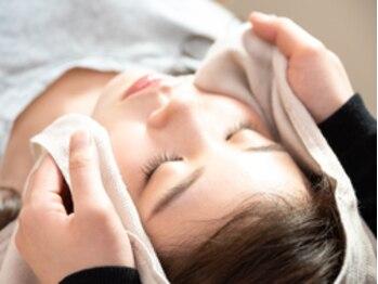 ビューティーサロンベイビー(Baby)の写真/当店人気小顔美容整顔☆「ここまでしてくれるの?!」コルギがベースのしっかり施術◎施術後の効果を実感◎