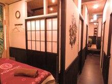 もみの気ハウス 松戸店の雰囲気(【当店一番人気】全て個室の安心したゆったり空間です。)