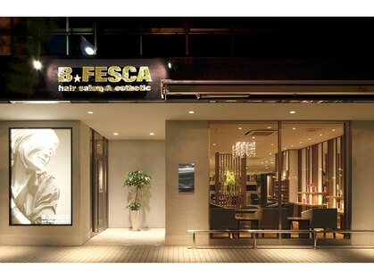 ビフェスカ(b fesca)の写真