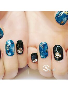 アンドネイル(& nail)/