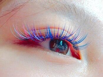 アネラ(ANELA)/全体カラー +¥1100