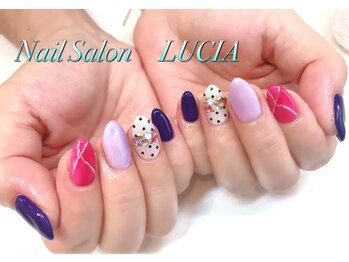 ルシア(Nail Salon LUCIA)/☆ドットネイル☆