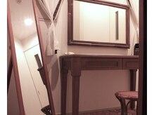 アジアンリラクゼーション ヴィラ 二子玉川店(asian relaxatin villa)の雰囲気(施術後のおすすめのパウダールームも完備)