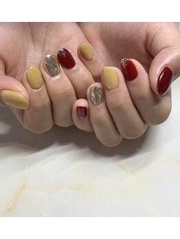 成人式nail