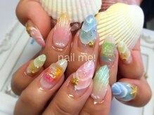 ネイルミー(nail me!)/大人気!人魚の鱗ネイル