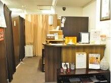 エスクローバーカイロプラクティックスオフィスの雰囲気(落ち着いた雰囲気の店内です)
