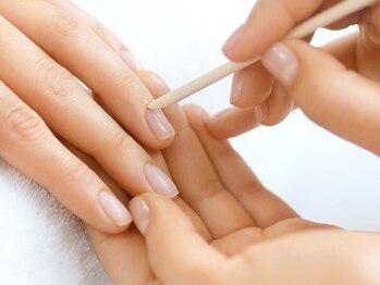 ネイルサロン アビー 新宿東口店(abbie)の写真/《リピート率80%》お爪にお悩みがある方に♪爪の健康と仕上りの美しさを考えたこだわりのハンドケア!