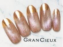 グランシュクアトロ 千葉店(GranCieux × QUATRO)/先端ミラー×ブラウンマグネット
