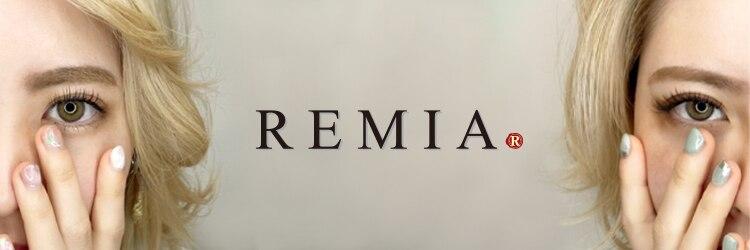 レミア アイラッシュアンドネイル 大船(REMIA)のサロンヘッダー