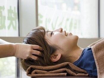 リラク 八王子オクトーレ店(Re.Ra.Ku)の写真/八王子限定!PC&スマホの疲れ目には【アイヘッドケア&ボディケア】デスクワーカーや眼精疲労のお悩みに◎