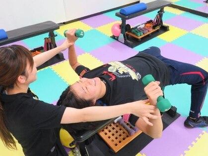 ゲットイン福岡 加圧トレーニングスタジオの写真