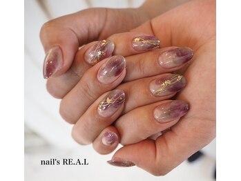 ネイルズリアル(nail's REAL)/和装ネイル