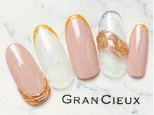 グランシュクアトロ 千葉店(GranCieux × QUATRO)/アクセサリー×上品ニュアンス