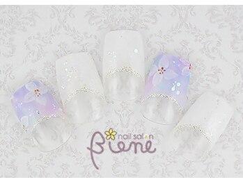 ネイルサロン ビーネ(nail salon Biene)/ オフ無料★6月リピート9980-6