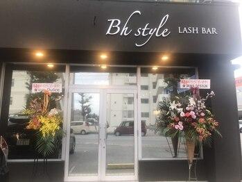 ラッシュバー ベーハースタイル(Bh style lash bar)(沖縄県中頭郡北谷町)