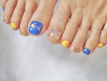 コットン ネイル(cotton nail)/