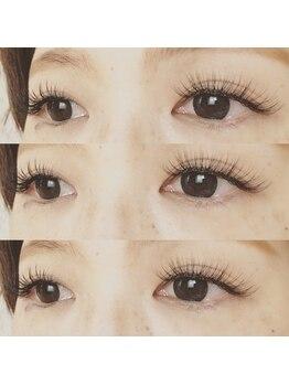 パーミル ヘアアンドアイ(permille hair&eye by Laugh-La)/アップワードラッシュ