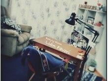 ビューティールーム リアンファボリ ラウムシア(Beauty room Lian Favori raumsia)の雰囲気(貴方だけのオリジナルデザインが楽しめます☆)