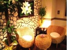 ラクーネ 仙台ロフト店(RAQOONE)の雰囲気(心地良いガムランの音色と、優しいアロマの香りがお出迎え。)