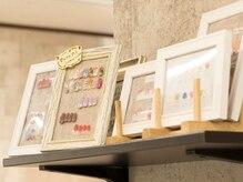 ネイルサロン ルーム 船橋店(ROOM)の雰囲気(追加アート1本200円300円500円★1カラーに追加でアクセント♪)