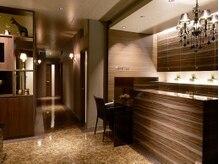 MEN'S TBC 千葉センシティ店の雰囲気(個室のプライベートな空間で清潔感のある店内です。)