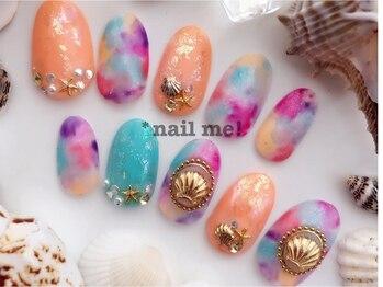 ネイルミー(nail me!)/ネイルUP!掲載デザイン