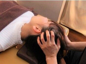 リラクゼーションアンド整体サロン 睡蓮(suiren)の写真/つらい目の疲れをスッキリ軽く!PCやスマホの疲れに最適♪溜まった疲れも改善し、ぐっすり快眠へ。