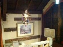 オーガニックエステサロン ツミカ(TUMIKA)の雰囲気(木やレンガをベースにカフェのような空間、エステっぽく無い♪)