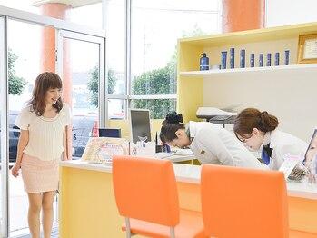 キレイ処 名鉄岐阜駅店/◆心を込めてお見送り
