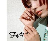 フェム ネイル アイ(FeM # nail eye)