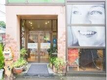 ラモードセピア 青梅店の雰囲気(こちらがお店の入り口です♪)