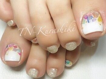ティーエヌ 倉敷店/Foot定額3アート
